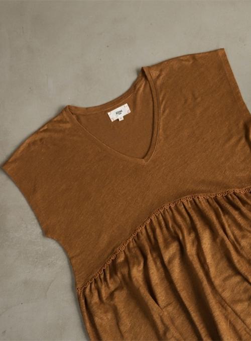 Robe courte Liria