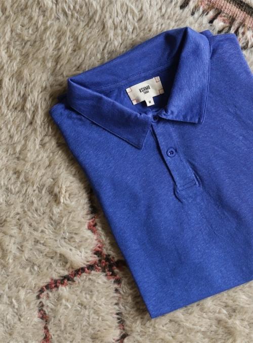 Polo Mc Homme 100% Linen