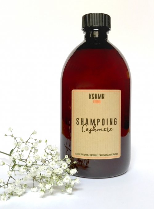 Shampooing pour cachemire