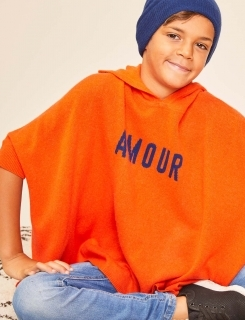 "Poncho kid ""amour"""
