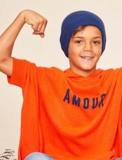 "Poncho kid ""amour"""