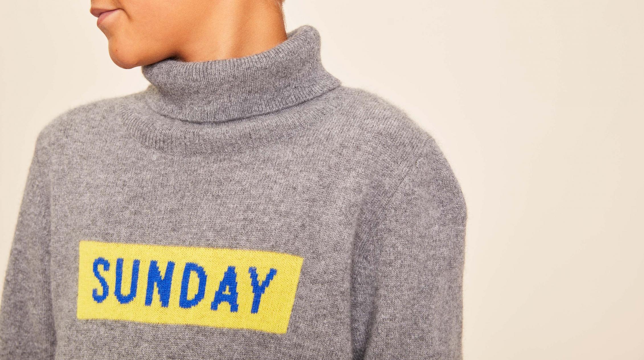 """Pull kid """"Sunday"""""""